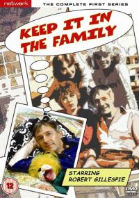 Keep It In the Family (1980) plakat