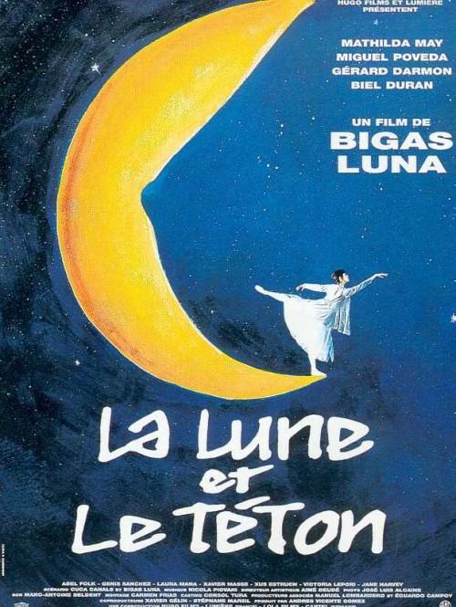 Księżyc i pierś
