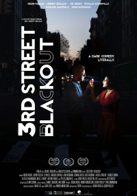 3rd Street Blackout (2015) plakat