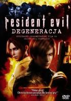 plakat - Resident Evil: Degeneracja (2008)