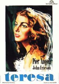 Teresa (1951) plakat