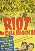 Riot in Cell Block 11 (1954) plakat