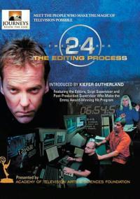 Journeys Below the Line: 24 - The Editing Process (2005) plakat
