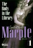 plakat - Panna Marple: Noc w bibliotece (2004)