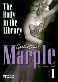 Panna Marple: Noc w bibliotece (2004) plakat