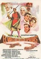 El valle de las espadas (1963) plakat