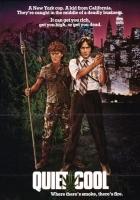plakat - Smak zemsty (1986)