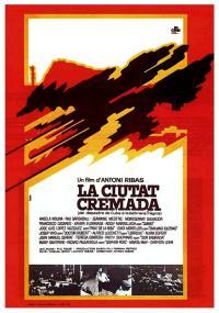 La ciutat cremada (1976) plakat