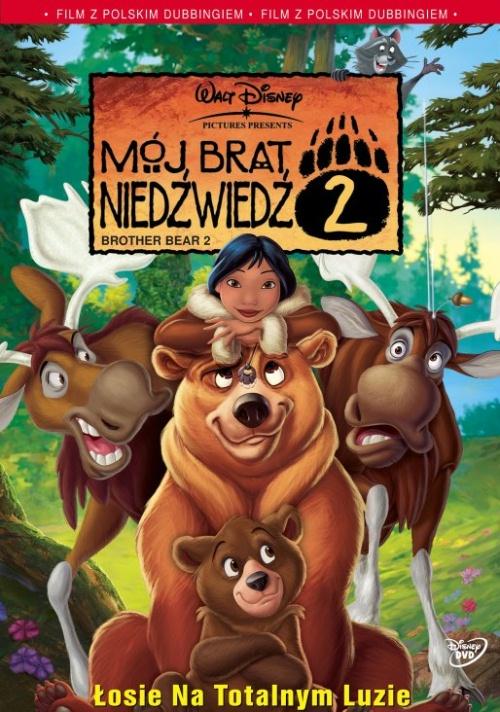 Mój brat niedźwiedź II online na Zalukaj
