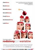 plakat - Rodzinny dom wariatów (2005)
