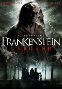 Frankenstein wyzwolony (1990) plakat