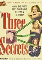 Three Secrets (1950) plakat
