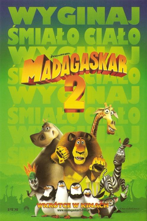 Madagaskar 2 online na Zalukaj