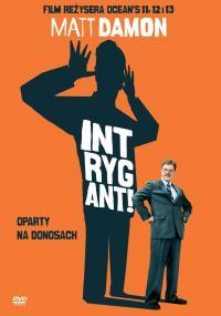 Intrygant (2009) plakat