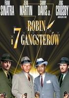 plakat - Robin i 7 gangsterów (1964)