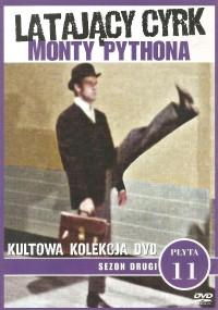 Latający Cyrk Monty Pythona (1969) plakat