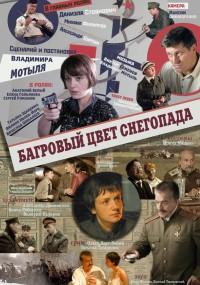 Bagrovyy tsvet snegopada (2010) plakat