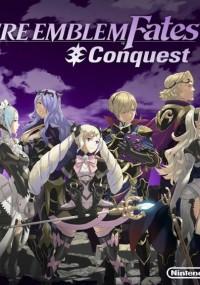 Fire Emblem Fates: Conquest (2015) plakat