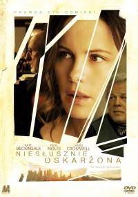 Niesłusznie oskarżona (2013) plakat