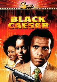 Czarny Cezar (1973) plakat