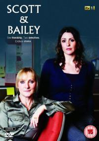 Scott i Bailey (2011) plakat