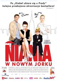 Niania w Nowym Jorku (2007) plakat
