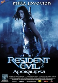 Resident Evil 2: Apokalipsa (2004) plakat