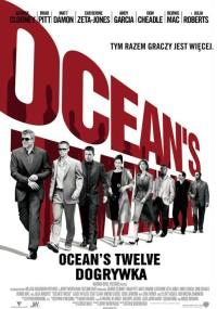 Ocean's Twelve: Dogrywka (2004) plakat