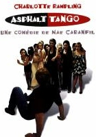 plakat - Asfaltowe tango (1993)