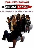 Asfaltowe tango (1993) plakat