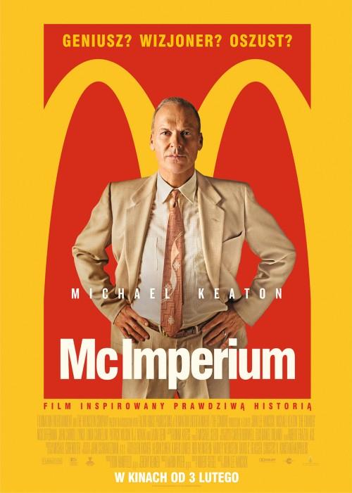 McImperium (2016) - Filmweb