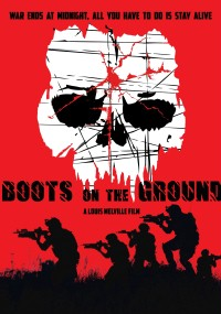 Boots on the Ground (2017) plakat
