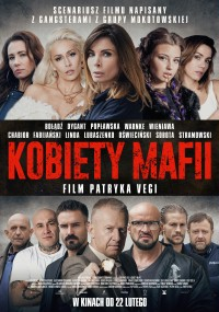 Kobiety mafii (2018) plakat