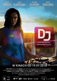 DJ (2017) plakat
