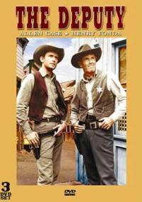 The Deputy (1959) plakat