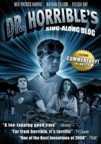Dr. Horrible's Sing-Along Blog (2008) plakat