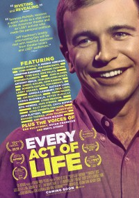 Every Act of Life (2018) plakat