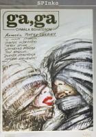 plakat - Ga, ga: Chwała bohaterom (1985)