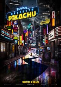 Pokémon Detektyw Pikachu (2019) plakat