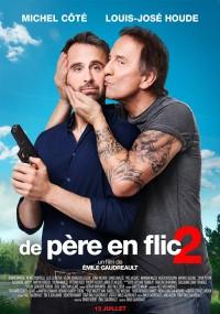 De père en flic 2 (2017) plakat
