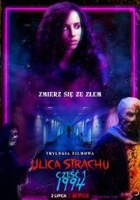 Ulica Strachu - część 1: 1994 (2021) plakat