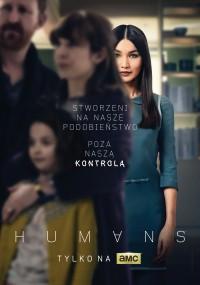 Humans (2015) plakat