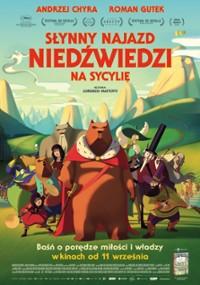 Słynny najazd niedźwiedzi na Sycylię (2019) plakat