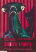 plakat - Gangsterzy i filantropi (1962)