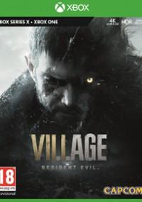 Resident Evil Village (2021) plakat