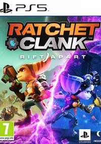 Ratchet & Clank: Rift Apart (2021) plakat