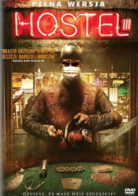 Hostel 3 (2011) plakat