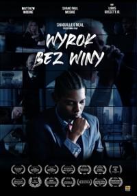 Wyrok bez winy (2019) plakat