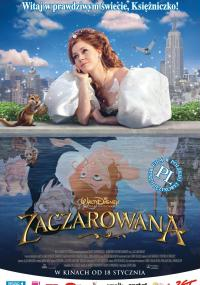 Zaczarowana (2007) plakat