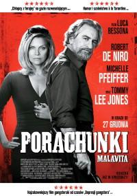 Porachunki (2013) plakat
